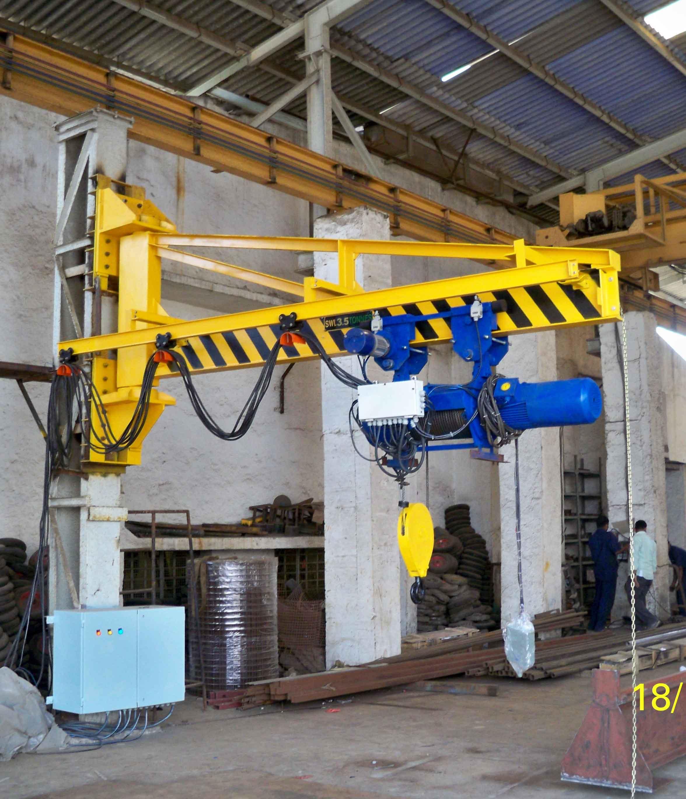 Jib Crane Manufacturer Hark Engineers