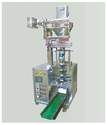 Automatic-Pouch-Packing-Machine