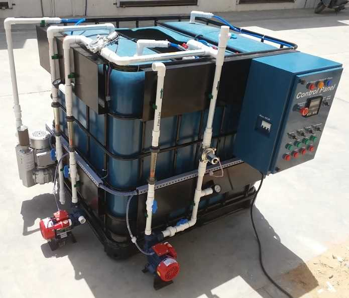 COMPACT-STP-PLANT