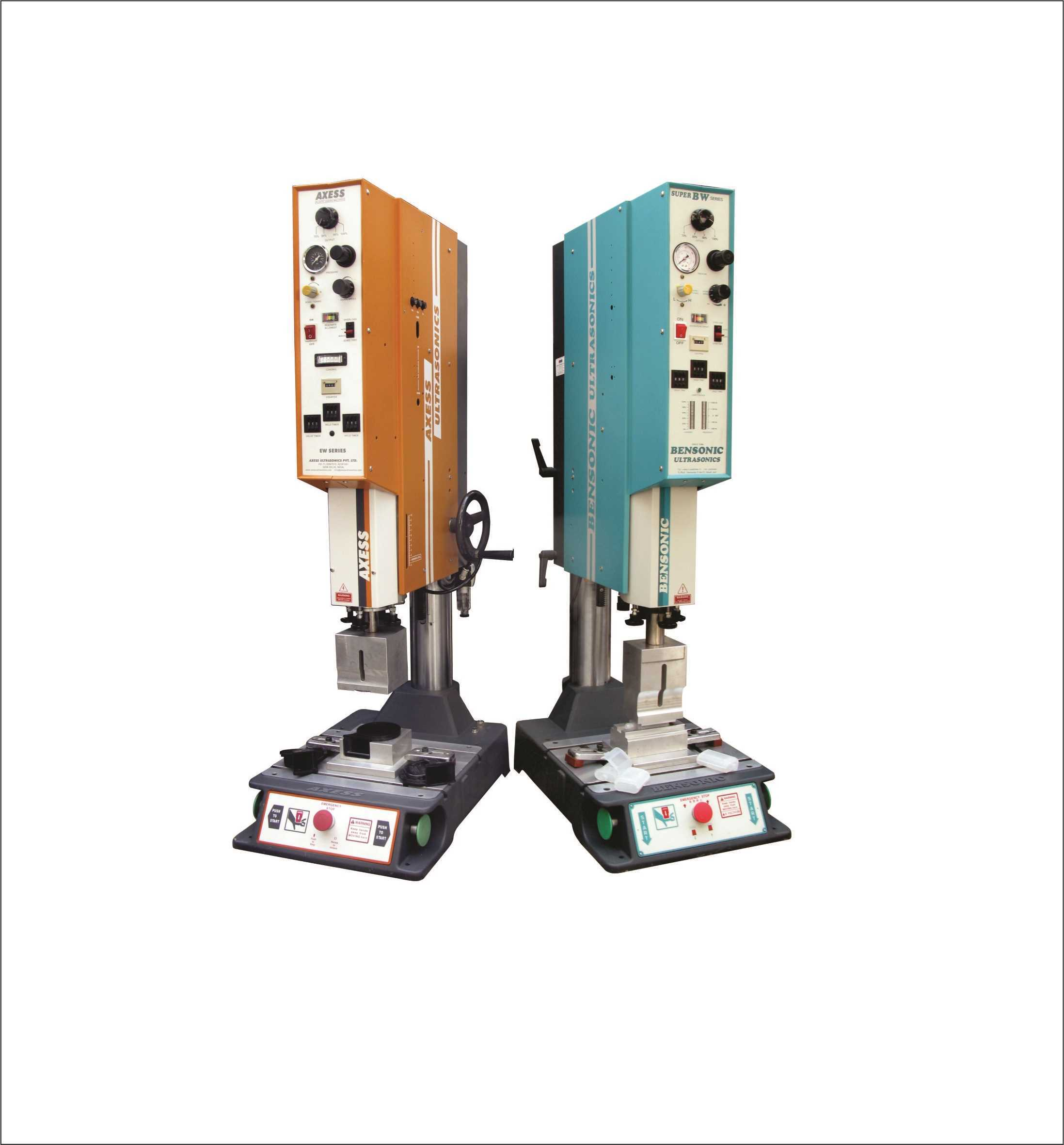 Plastic-welding-machine