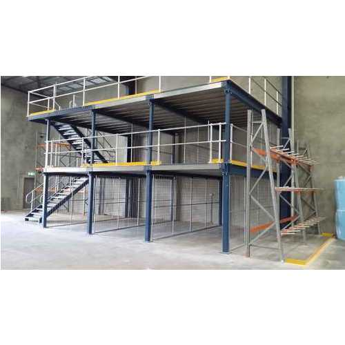 Slotted Angle Rack Spangle Steel Products