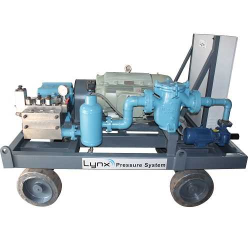High Pressure Waterjet Pump