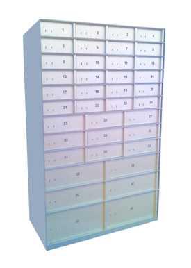Bank-Lockers