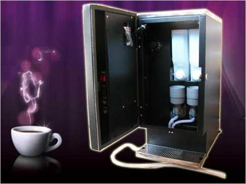 Tea-Vending-Machine