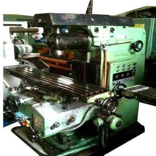 Used Milling Machine >> Used Gambin Milling Machines Sound Machines India Inc
