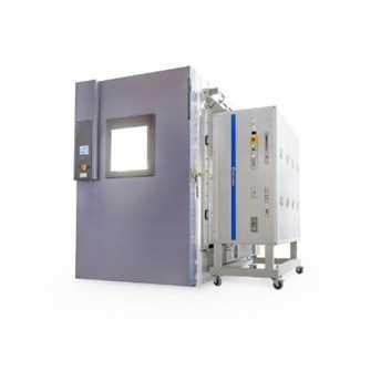 Solar-spectrum-test-chamber