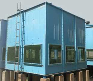 FRP-Square-Shape-Cooling-Towers