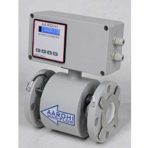 Electro-Magnetic-Flow-Meter