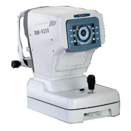 Eyevis-Autorefractometer-model-RM-9200-