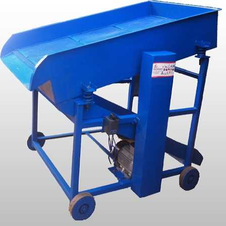 Vibratory-Type-Sand-Screening-Machine