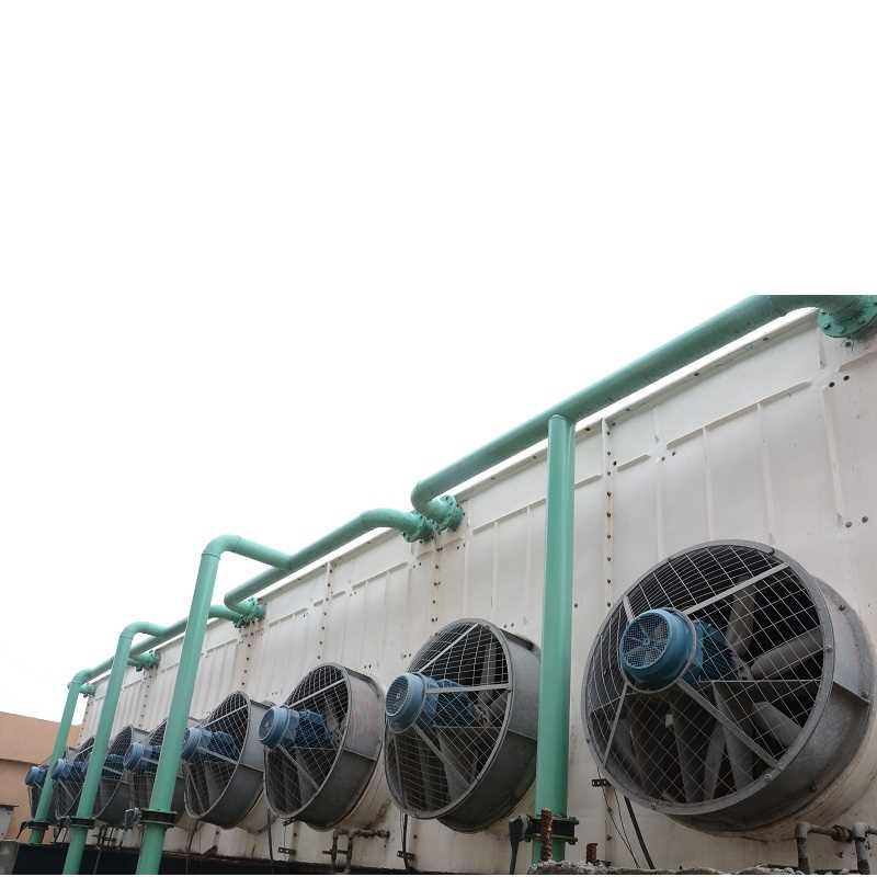 Forced-Draft-Cooling-Towers