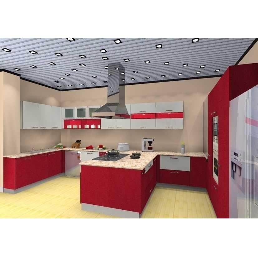 Waterproof-Modular-Kitchen