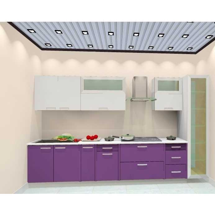 L-shape-Modular-kitchen