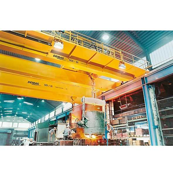 Steel-Production-Process-Cranes