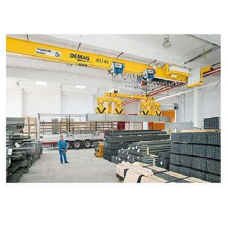 Single-Girder-Overhead-Travelling-Cranes