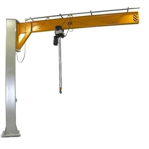 Pillar-and-Wall-Mounted-Slewing-Jib-cranes