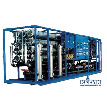 Commercial Compact RO Plant