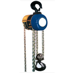 CHAIN-PULLEY-BLOCK