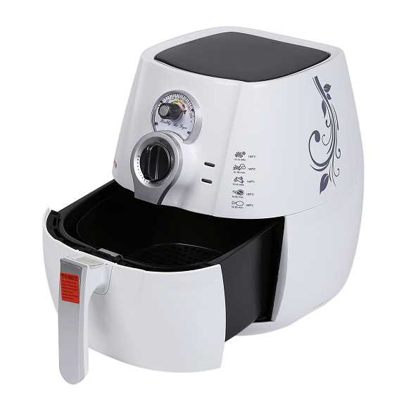 BrightFlame-Healthy-Air-Fryer-3.2-Ltr-(Fry,-Grill,-Bake,-Roast)