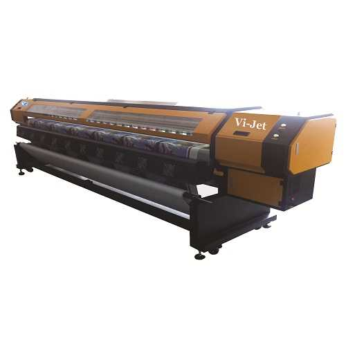Digital-Solvent-Printer