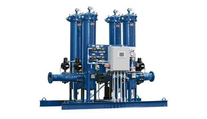 Liquid Pipeline Filters