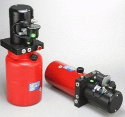 Hydraulic Ac Dc Power Packs