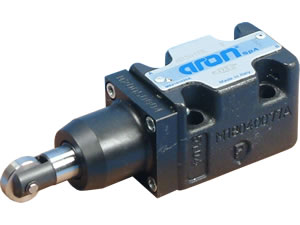 CAM OPERATED DIRECTIONAL CONTROLVALVES