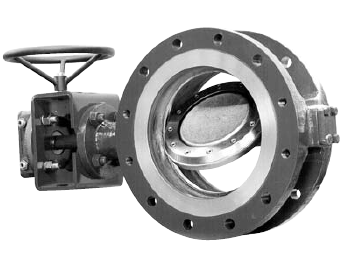 TRIPLE-OFFSET-BUTTERFLY-VALVE