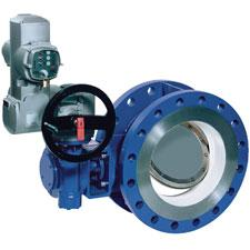 DOUBLE-OFFSET-BUTTERFLY-VALVE