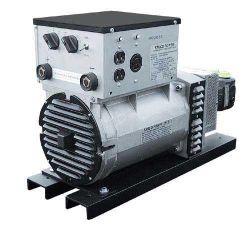 A-C- Welding Generators