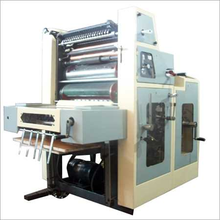 Single-Color-Offset-Printing-Machine