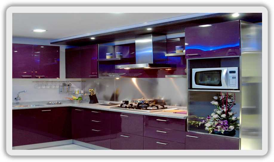 Modular Kitchens Ozone Modular Furnitures