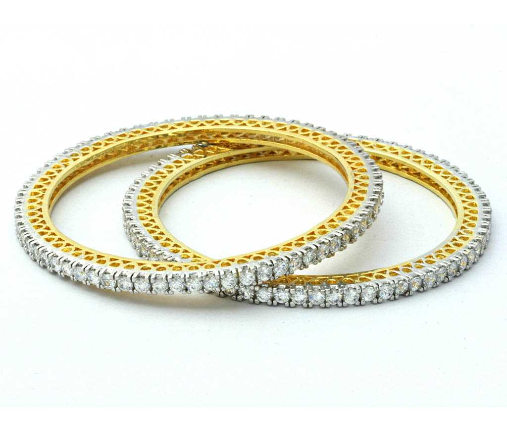 Diamond-Bangles