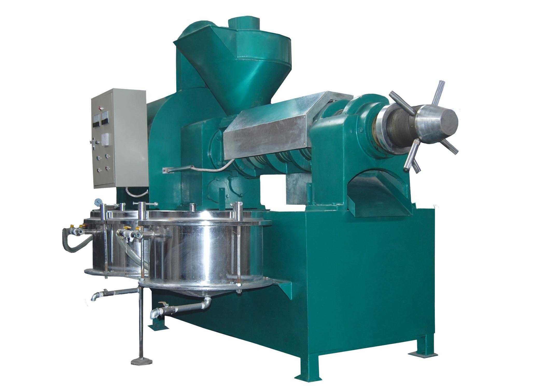 Mini-Oil-Mill-Machinery