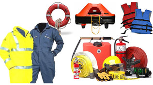 SAFETY & SECURITY EQUIPMENTS